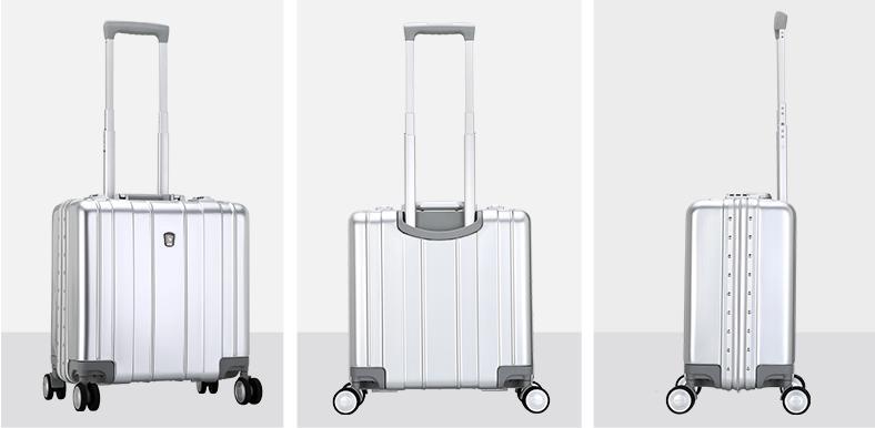 细谈:登机箱长啥样?它和旅行拉杆箱有何区别?