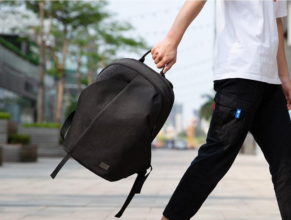 想购买一款男士休闲双肩包,怎么看质量问题?