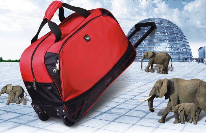 保养必杀技——旅行拉杆包的清洁与存放