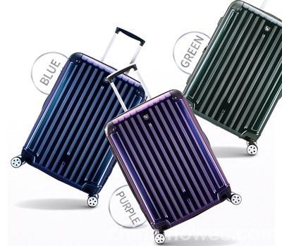 一款与众不同会变色的旅行箱,了解下!