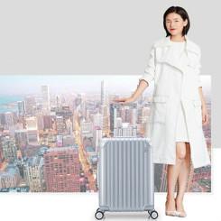 出行没个防御力MAX的行李箱怎么行?