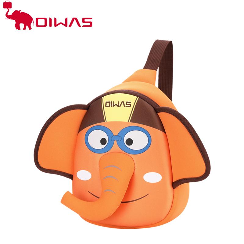 3D小象系列胸包