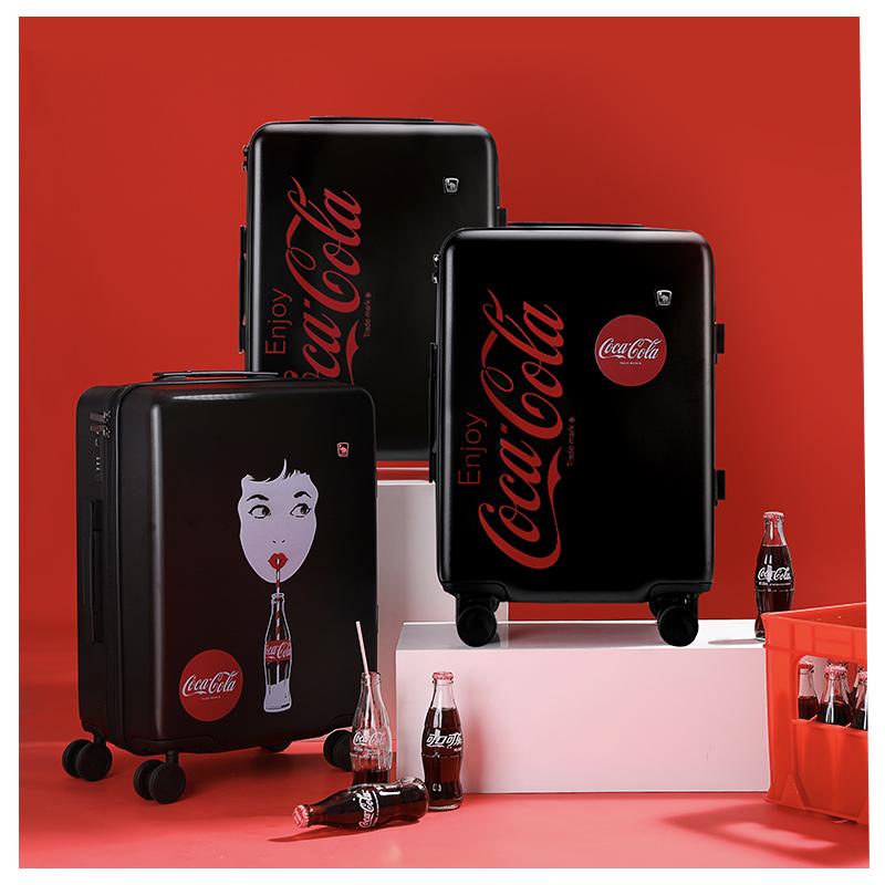 爱华仕可口可乐联名箱